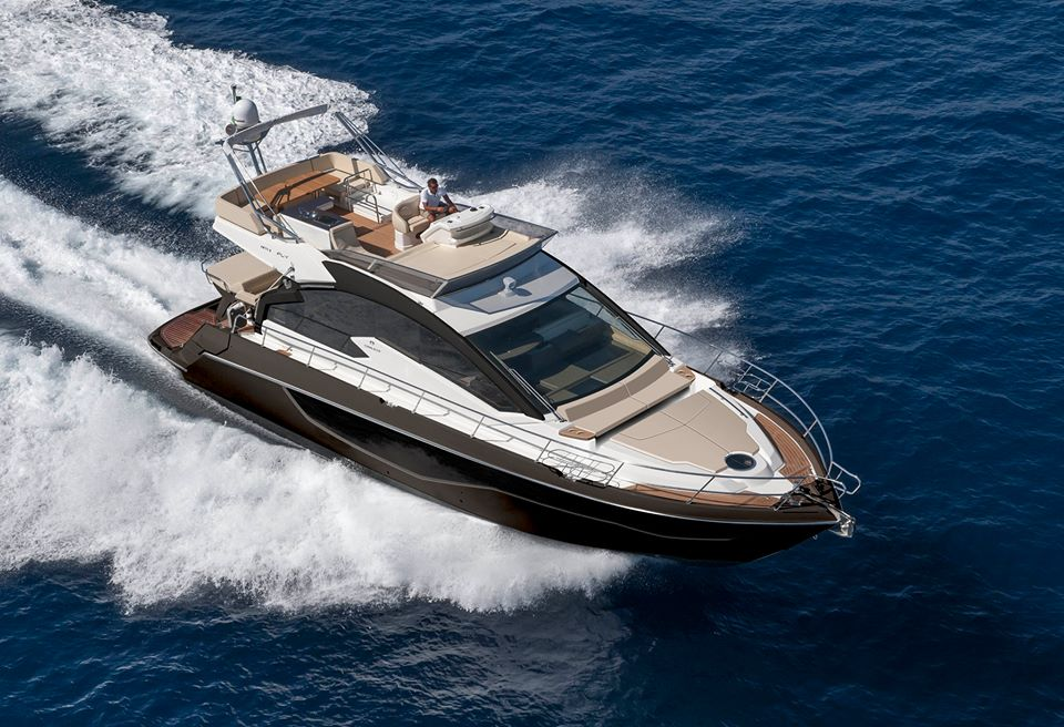 Marine Centre International Egypt/Yachts CRANCHI 60 FLY