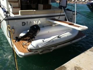Used Boat Cranchi 53