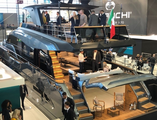 Cranchi Yachts launches the Cranchi Settantotto,  the biggest yacht by the Italian shipyard to date